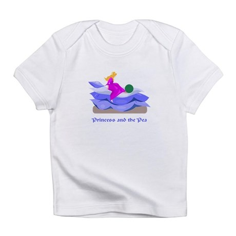 Princess and the pea Infant T-Shirt