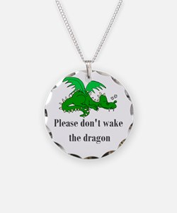 Sleeping Dragon Necklace