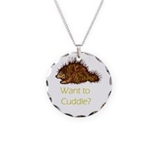 Want to Cuddle? Necklace