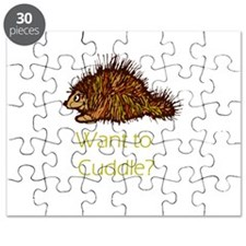 Want to Cuddle? Puzzle