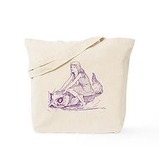 River Rider Tote Bag