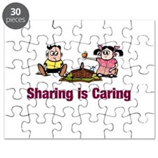 Sharing is Caring Puzzle