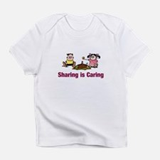 Sharing is Caring Infant T-Shirt