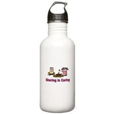 Sharing is Caring Water Bottle