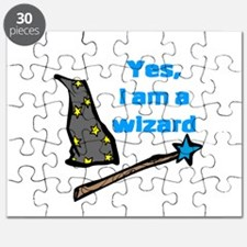 Yes, I am a wizard Puzzle
