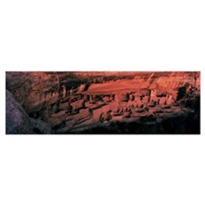 Cliff Palace Mesa Verde National Park CO Poster