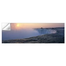 Sunrise Horseshoe Falls Niagara Falls NY Wall Decal
