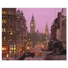Big Ben London England Canvas Art