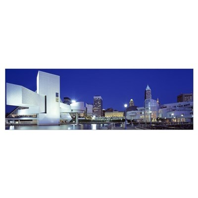 Cleveland OH Canvas Art