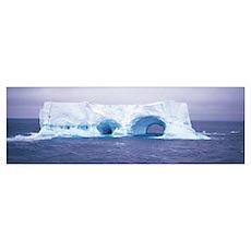 Iceberg Amundsen Sea Antarctic Poster