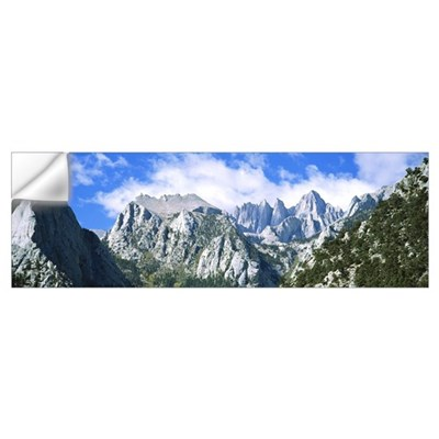 Mount Whitney Owens Valley CA Wall Decal