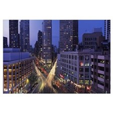 Upper West Side New York City NY