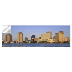 Sunrise New Orleans LA Wall Decal