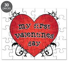 Tattoo Heart 1st Valentines Puzzle