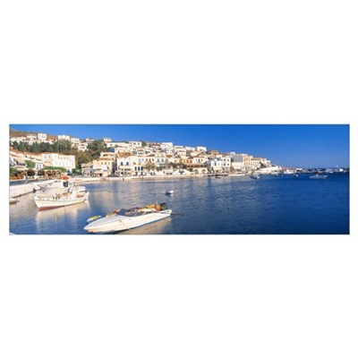 Andros Cyclades Greece Poster