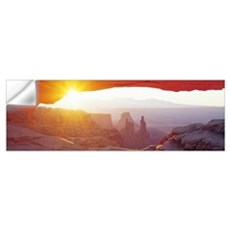 Sunrise Mesa Canyonlands National Park Utah Wall Decal
