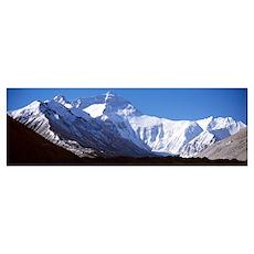 Nepal, Mt Everest Poster