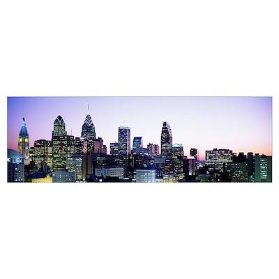 Philadelphia Pennsylvania Poster