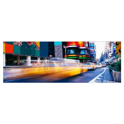 Times Square New York New York Poster