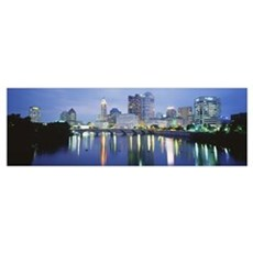 Columbus OH Canvas Art