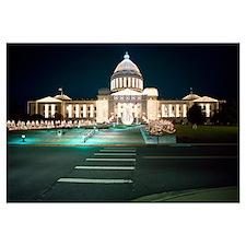 State Capitol Little Rock AK