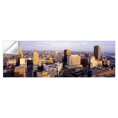Afternoon Buffalo NY Wall Decal