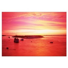 Sunrise Chatham Harbor Cape Cod MA