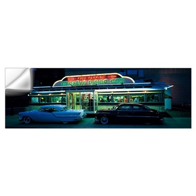 Diner St Paul MN Wall Decal