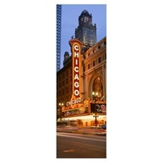 Chicago Theater Chicago IL Canvas Art