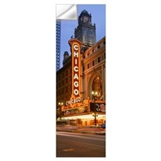 Chicago Theater Chicago IL Wall Decal