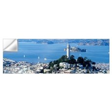 San Francisco CA Wall Decal