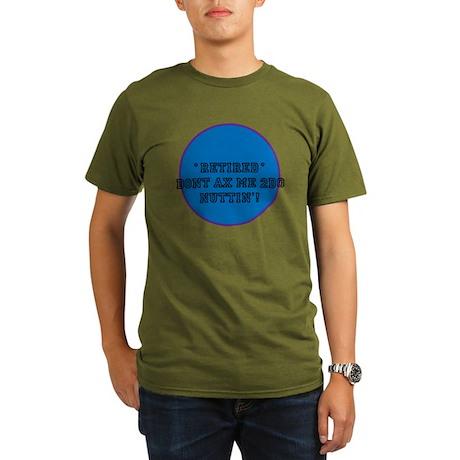 Mr. Bob Button's Men's Collec Organic Men's T-Shir
