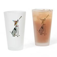 Foxhound Party Drinking Glass