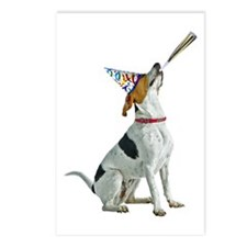 Foxhound Party Postcards (Package of 8)