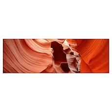 Antelope Slot Canyon AZ Poster