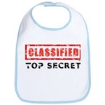 Classified Top Secret Bib