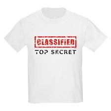 Classified Top Secret T-Shirt