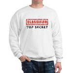 Classified Top Secret Sweatshirt