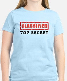 Classified Top Secret T-Shirt