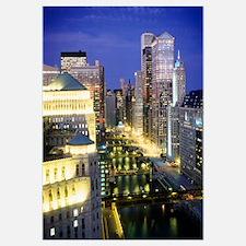 Chicago River Chicago IL