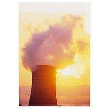 Nuclear Power Plant Three Mile Island PA