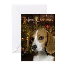 Beagle Holiday Cards (Pk of 10)