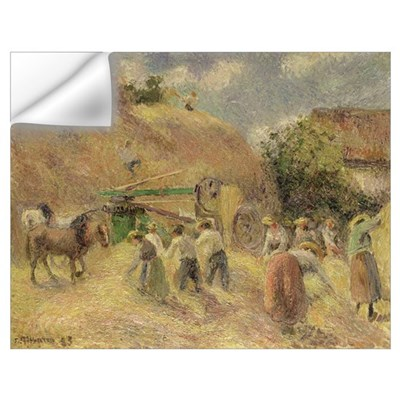 The Harvest, 1883 Wall Decal