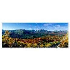 New York, Adirondacks Canvas Art
