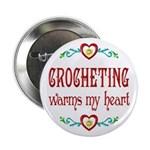 Crocheting Warms Hearts 2.25