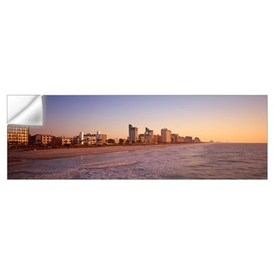 Myrtle Beach SC Wall Decal