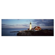 Portland Head Lighthouse Cape Elizabeth ME Poster