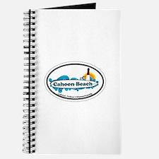 "Cahoon Beach ""Oval"" Design. Journal"