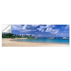 Beach at Ko Olina Resort Oahu Hawaii Wall Decal