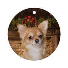 Holiday Chihuahua Ornament